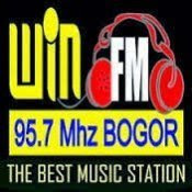 Live Streaming Radio Win FM 95.7 Bogor