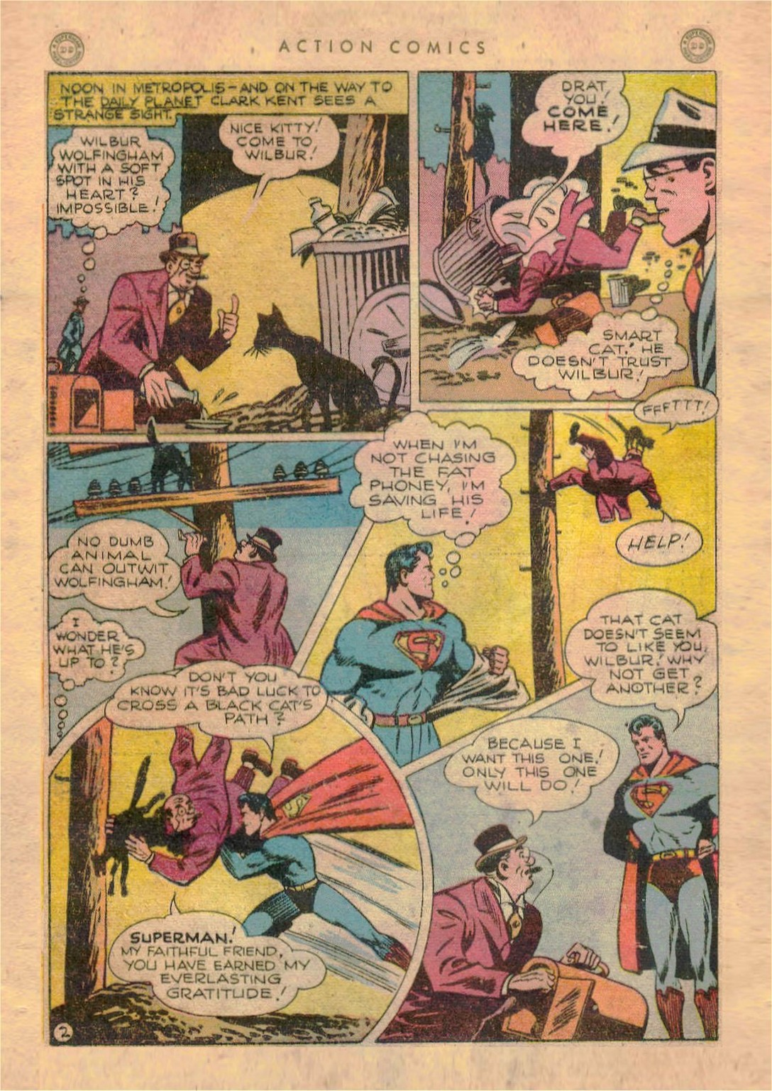 Read online Action Comics (1938) comic -  Issue #107 - 3