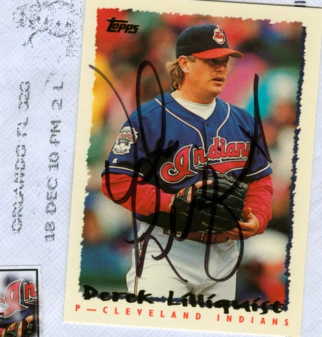 my ttm baseball autographs classic ttm success derek lilliquist