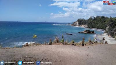 Pantai Mahembang Sulawesi Utara