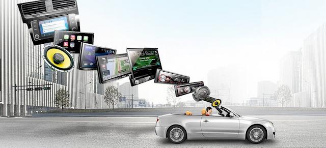 Sistem Audio Mobil Terbaru