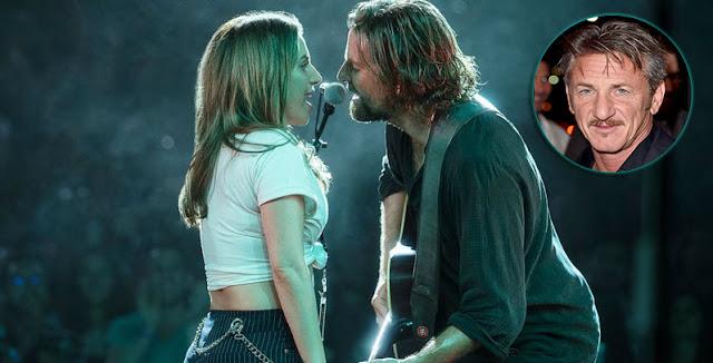 Sean Penn Menulis Surat Cinta untuk Bradley Cooper & A Star is Born