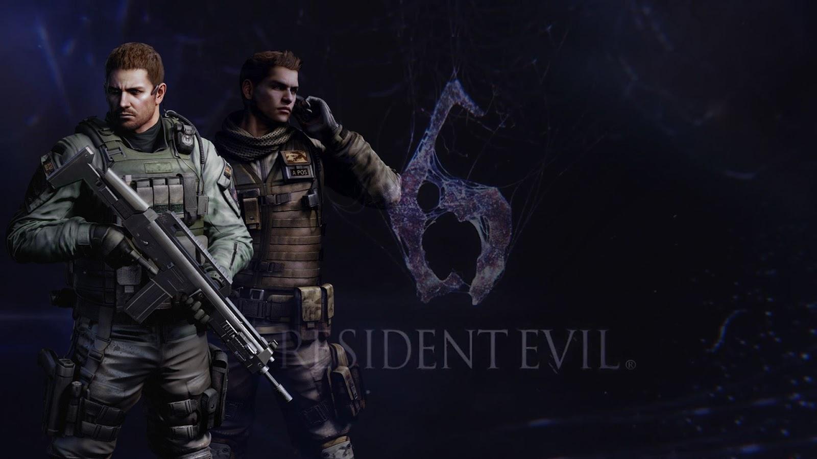 Wallpapers Resident Evil 6