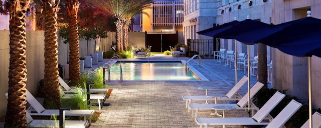 Stay at the chic Le Méridien Tampa in Tampa made for the creative and inspired traveler.