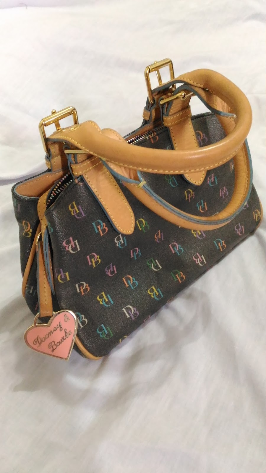 Gift Bag on Review: Dooney & Bourke