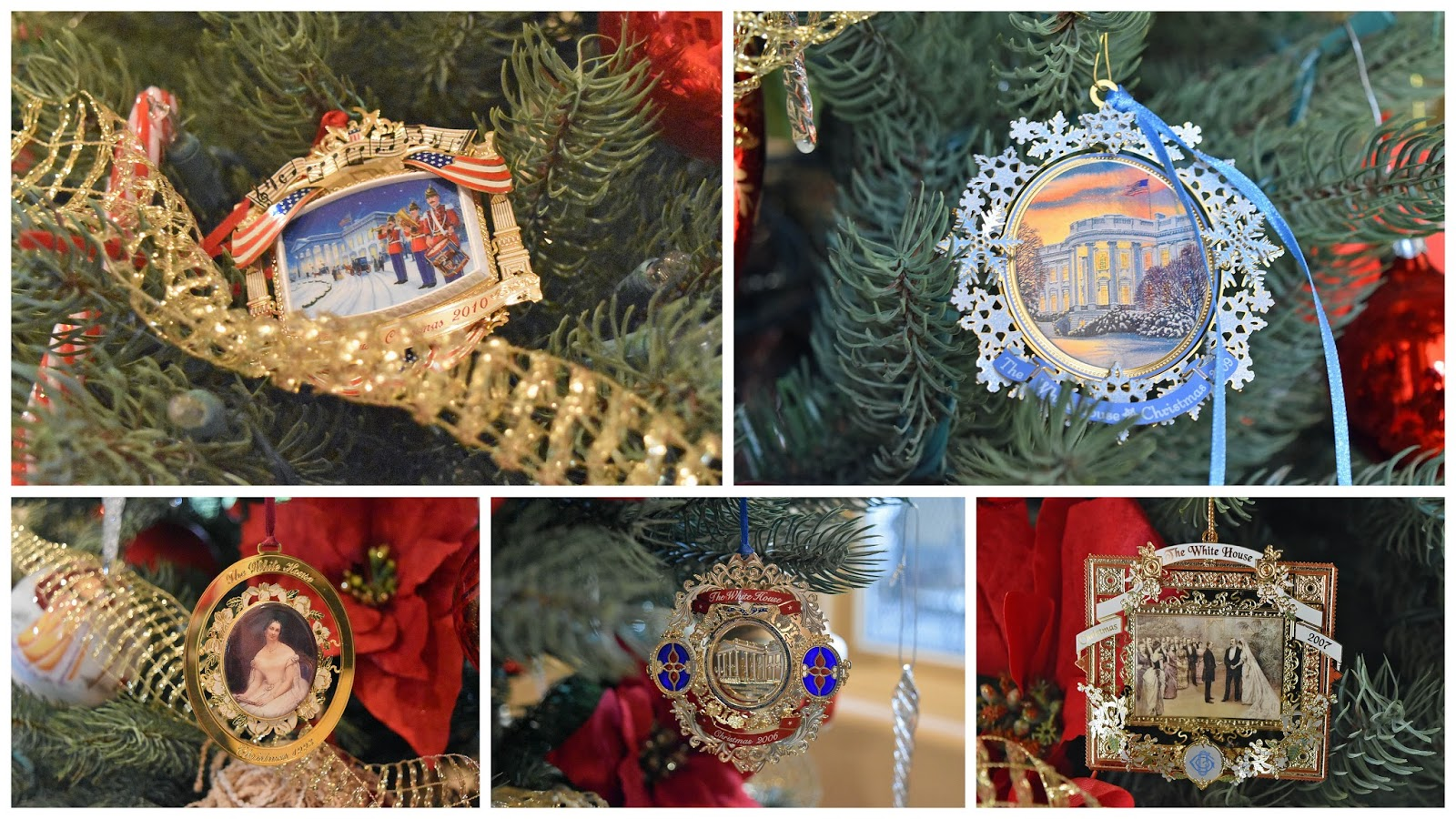 White house christmas ornaments by year - Thank You Linda For Generously Sending Ornaments Each Year It Is Fun To Have A Christmas Ornament Collection That Celebrates The Season And Shares Our