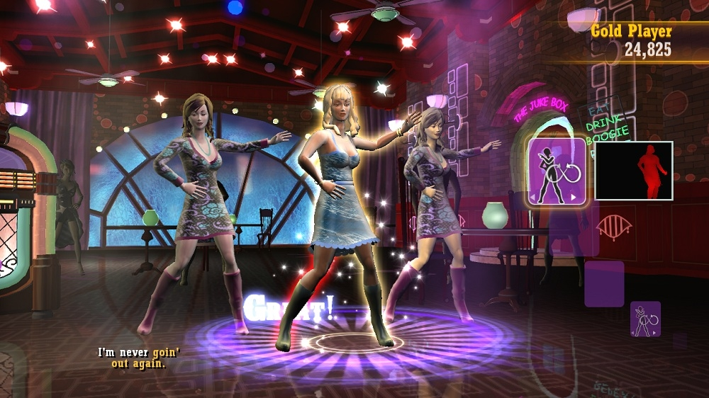 Country Dance All Stars Kinect Game for XBOX 360 Review