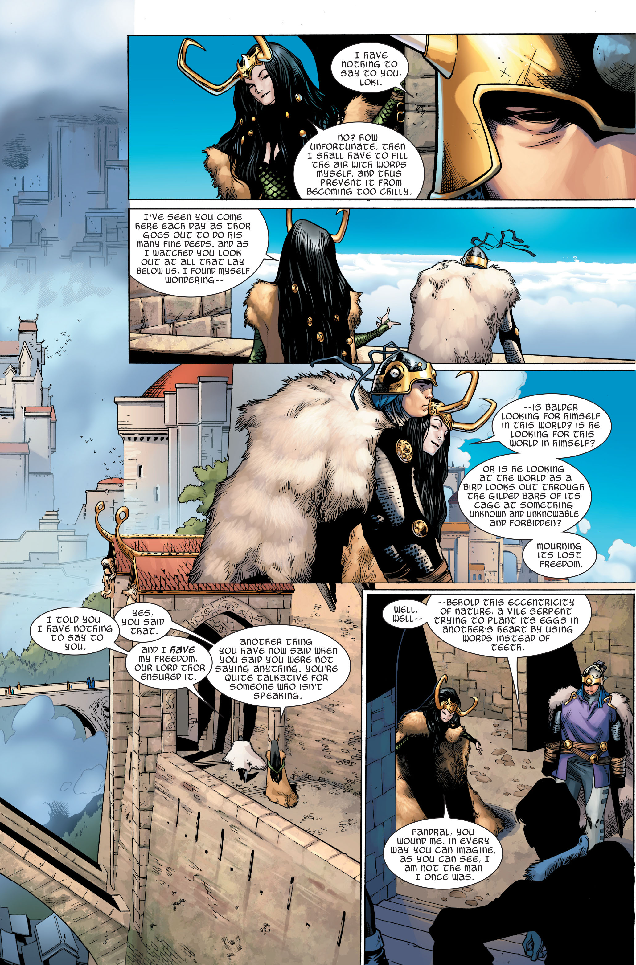Thor (2007) Issue #9 #9 - English 3