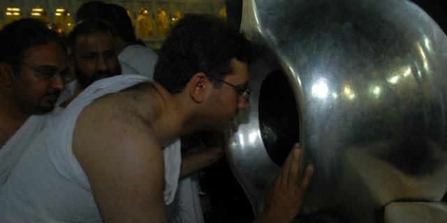 Mengapa Perlu Mencium Hajar Aswad di Tanah Suci?