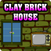 Play AVMGames Clay Brick House…