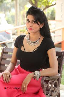 Telugu Actress Harini Stills at Dhyavudaa Movie Teaser Launch  0321.JPG
