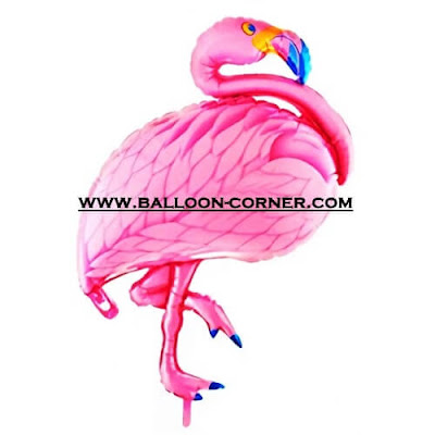 Balon Foil FLAMINGO