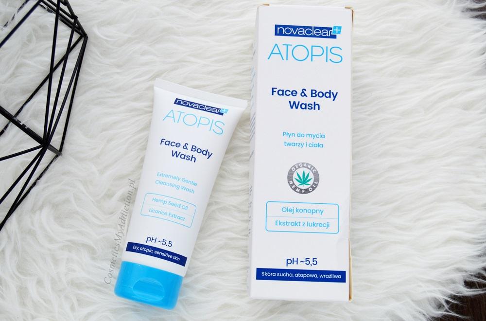 Novaclear, Atopis, czyli coś dla skóry suchej, atopowej i wrażliwej