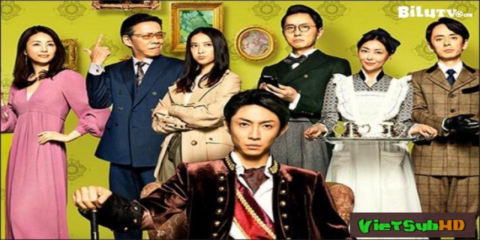 Phim Thám Tử Quý Tộc Tập 9 VietSub HD | Kizoku Tantei - The Noble Detective (2017) 2016