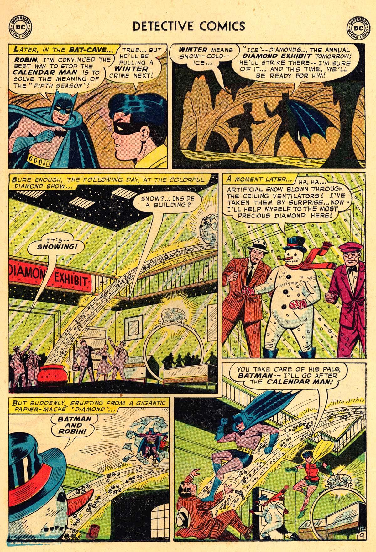 Detective Comics (1937) 259 Page 10