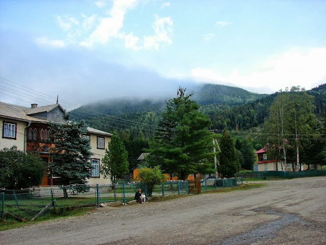 Село Быстрица