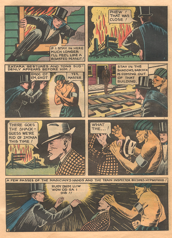 Action Comics (1938) 1 Page 28