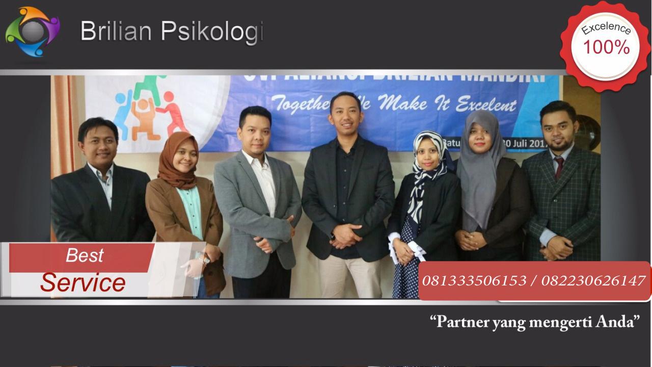 Brilian Biro Psikologi Surabaya