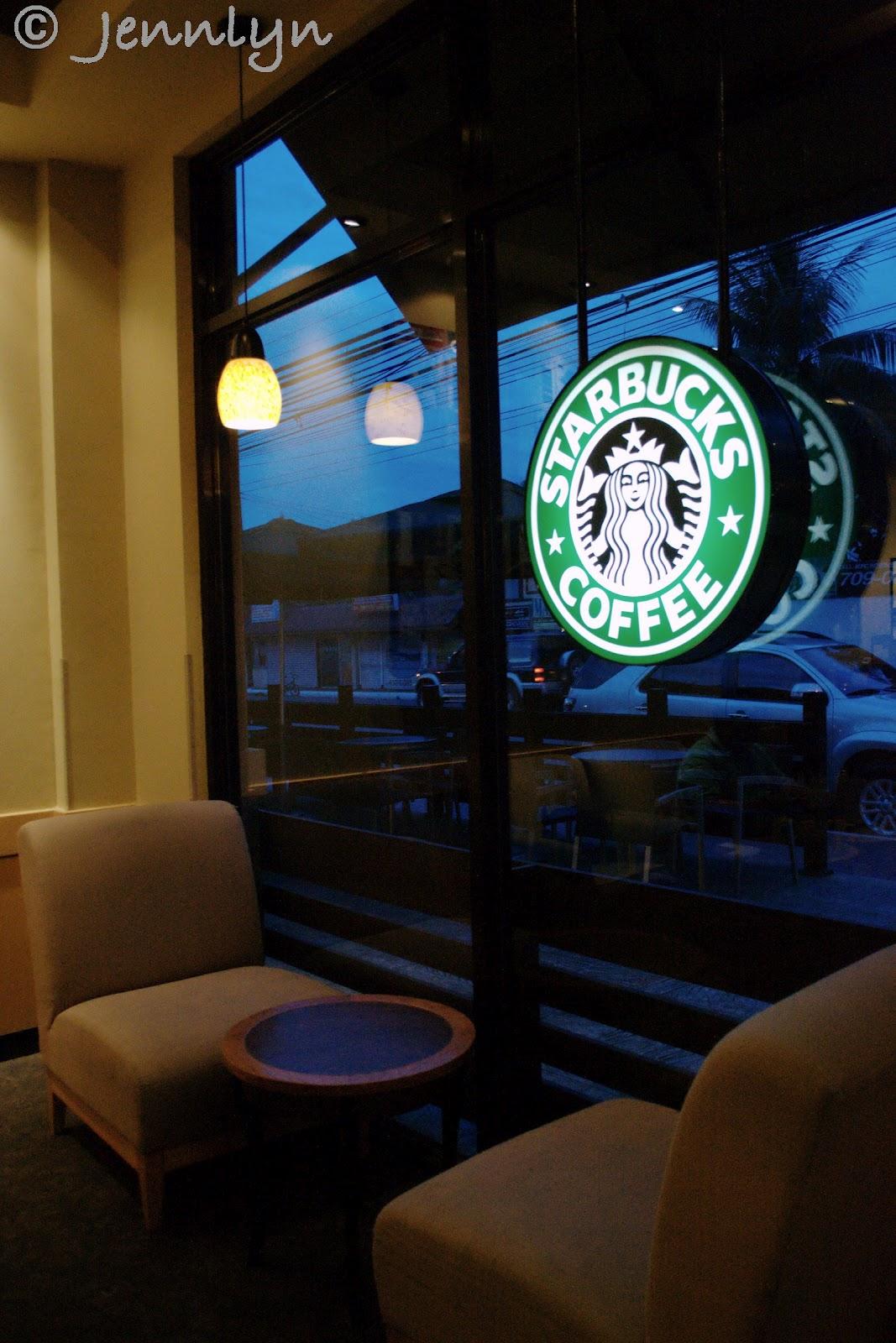 Destination Philippines Coffee Break At Starbucks
