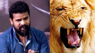 """If court permits Tamils can tame lions too"" – Director Ameer"