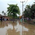 Sungai Cibeet Meluap, Karangligar Kembali Banjir