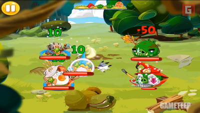 Angry Birds Epic Rpg Mod Apk Infinite Coins