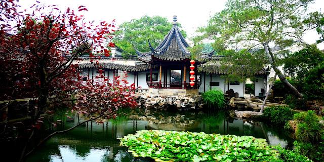 Suzhou Gardens, Suzhou