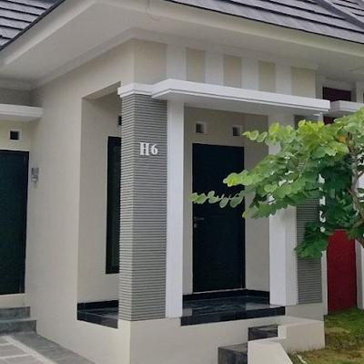 model tiang rumah minimalis terbaru