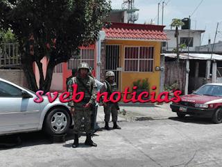 Balacera en colonia Aguillón Guzmán en Cordoba Veracruz este Sabado