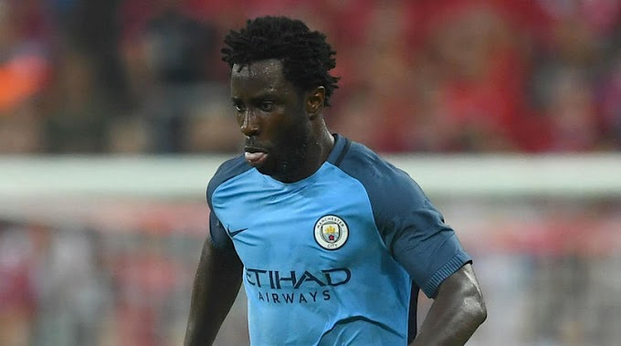 Bony determined to prove his worth at Manchester City