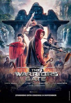 Warrior's Gate 2016 DVD R2 PAL Spanish
