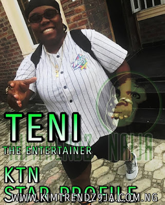 KTN Star Profile For The Week Is Teniola Apata (Born December 23, 1993) Is A Nigerian Singer, Songwriter, Drummer And Rapper Better Known As Teni , Teni The Entertainer Or Teni Makanaki.