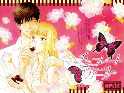Yuki Yoshihara - Chocolate Girl (Petit Comic 2011)