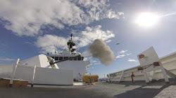 Quân đội Hoa Kỳ đặt mua thêm loại đạn 57mm cho hệ thống súng MK110 của Hải Quân