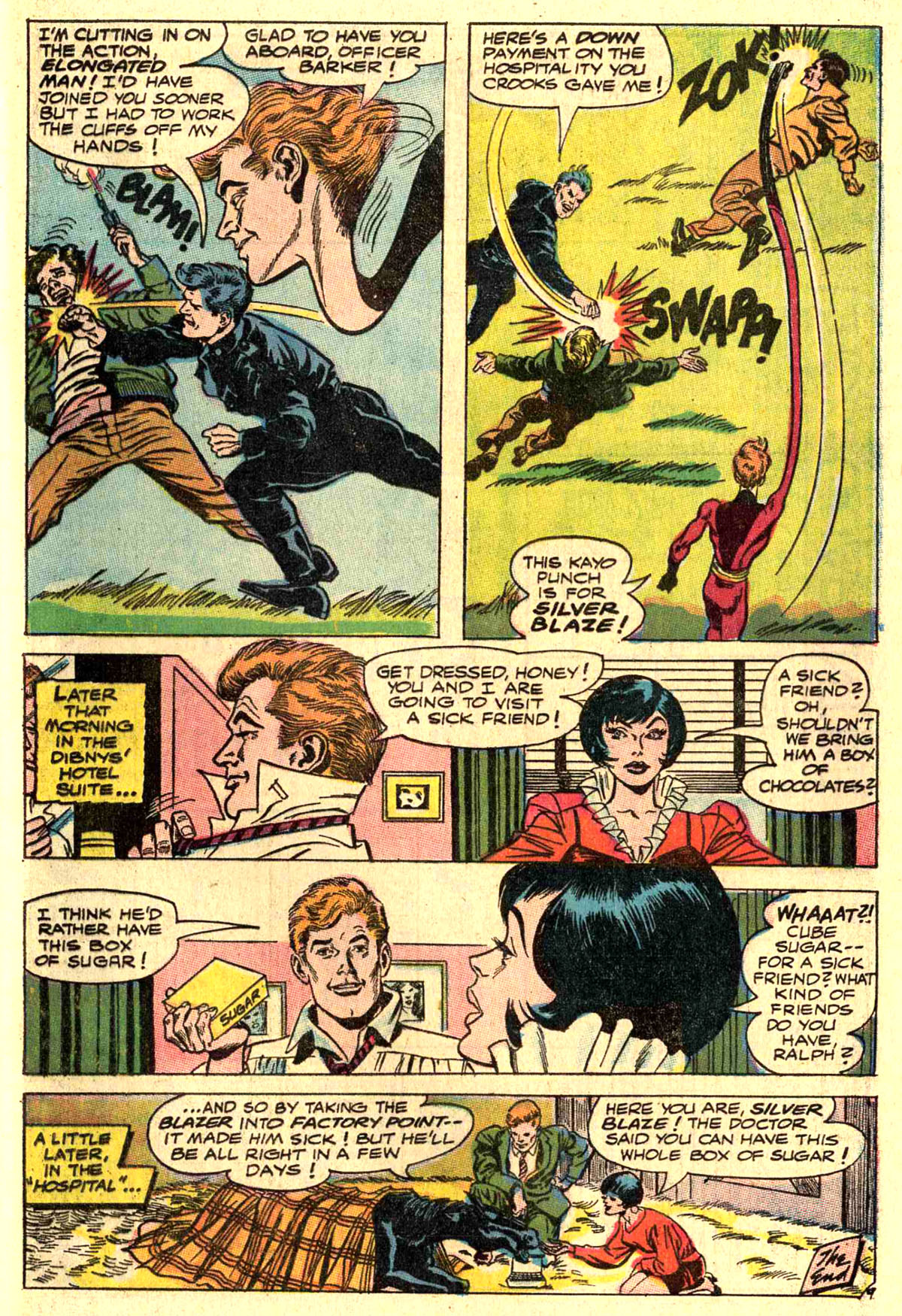Detective Comics (1937) 362 Page 28