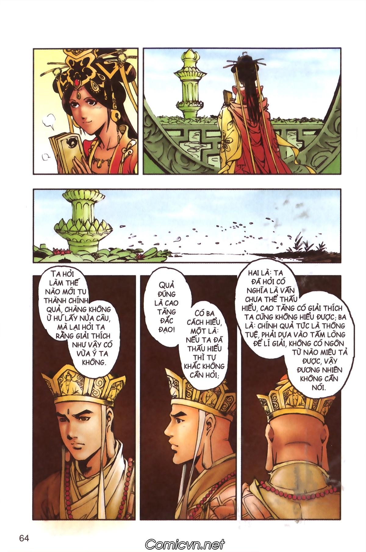 Tây Du Ký màu - Chapter 97 - Pic 33