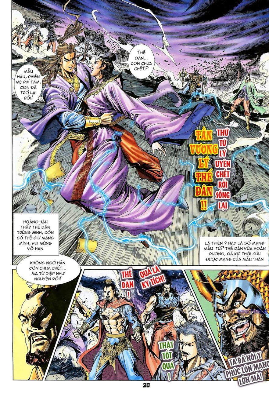 Đại Đường Uy Long chapter 82 trang 30