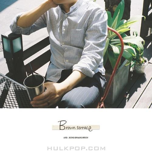 SUNG KWANG MYUN – Brown Terrace – Single