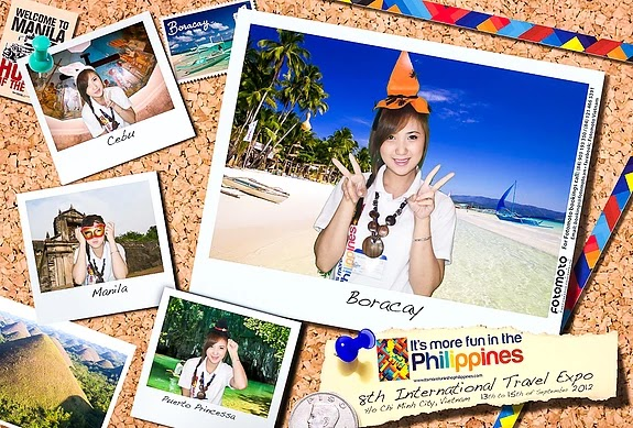 Events It's more fun in the Philippines | Chụp hình in ảnh lấy liền Photobooth Fotomoto