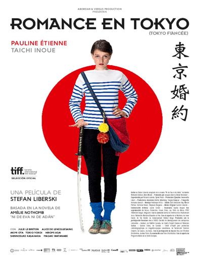 Ver Romance en Tokio (Tokyo Fiancée) (2014) Online