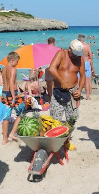 melones melones panalpinaa cala mandia mallorca