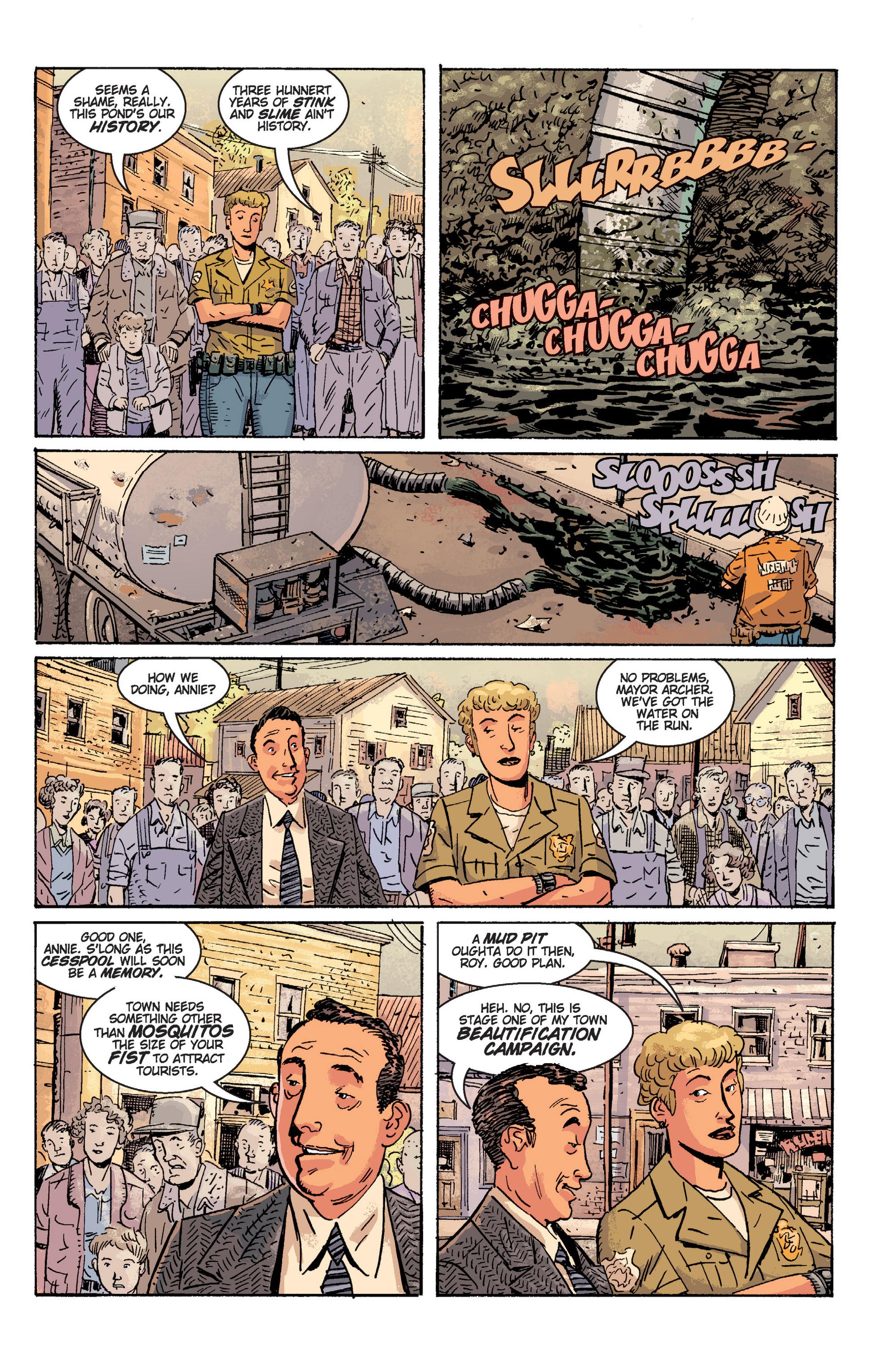 Read online B.P.R.D. (2003) comic -  Issue # TPB 2 - 37