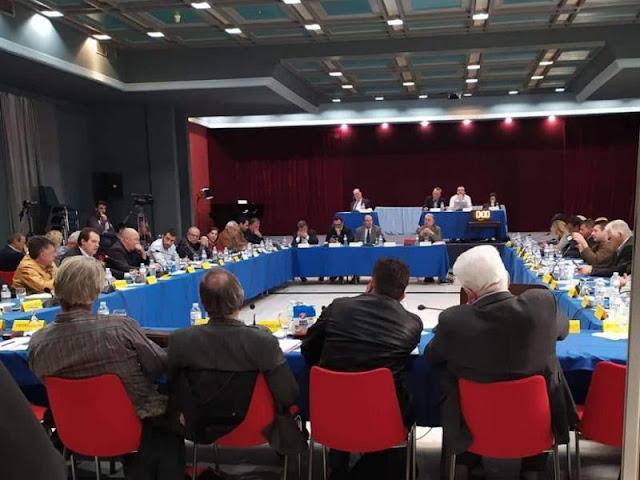 Συνεδριάζει το Περιφερειακό Συμβούλιο Πελοποννήσου - 6 θέματα αφορούν την Αργολίδα