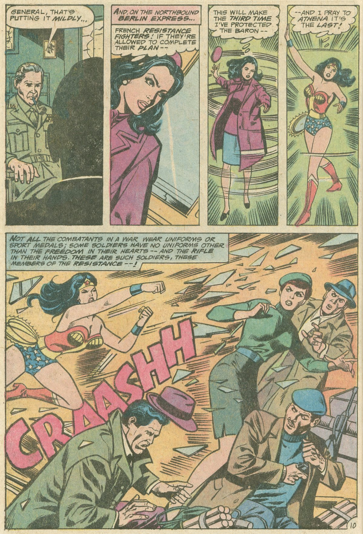 Read online World's Finest Comics comic -  Issue #247 - 76