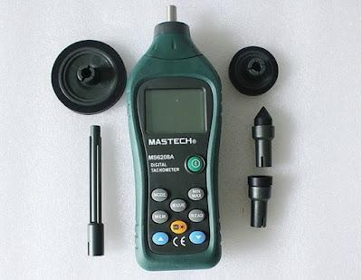 Darmatek Jual Mastech MS-6208A Contact tachometer