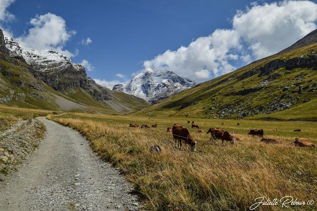 Échappée savoyarde à Val d'Isère