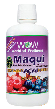 Health Related Illness Health Benefits Of Maqui Berry Juice