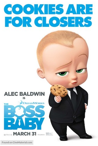 Animated Movies Place The Boss Baby 2017 Brrip 720p Dual