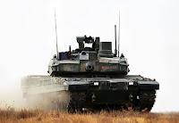 Türk yapımı milli tank Altay