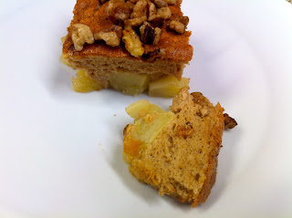 gluten free apple honey cake recipe for Rosh haShana